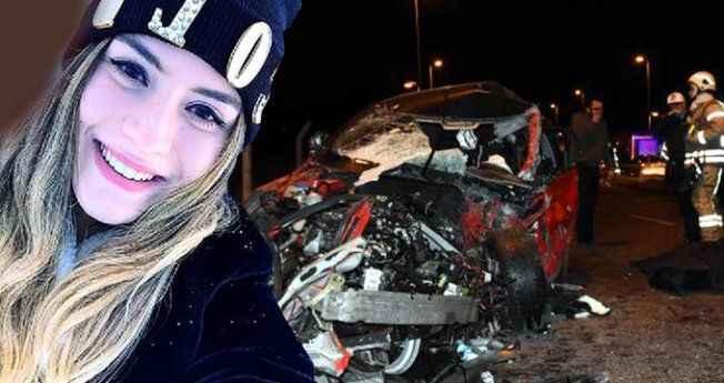 16 yaşındaki ehliyetsiz şoför ölüm saçtı! Üniversiteli Yaren artık yok