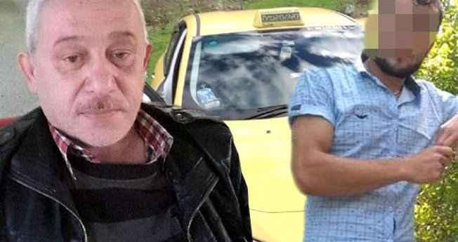Karısına göz diken taksici arkadaşını, önce vurdu sonra yaktı