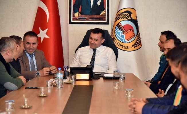 'Alanyaspor'a desteğimiz sürecek'