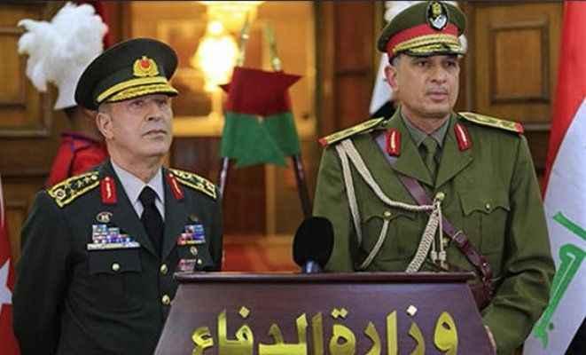 Hulusi Akar'dan Irak ziyareti sonrası sürpriz açıklama