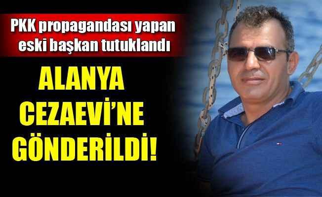 Alanya HDP eski İlçe Başkanı Fahrettin Kiraz tutuklandı