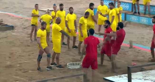 Turabi, kendisine yapılan hareket sonrası Rumen takımıyla kavga etti
