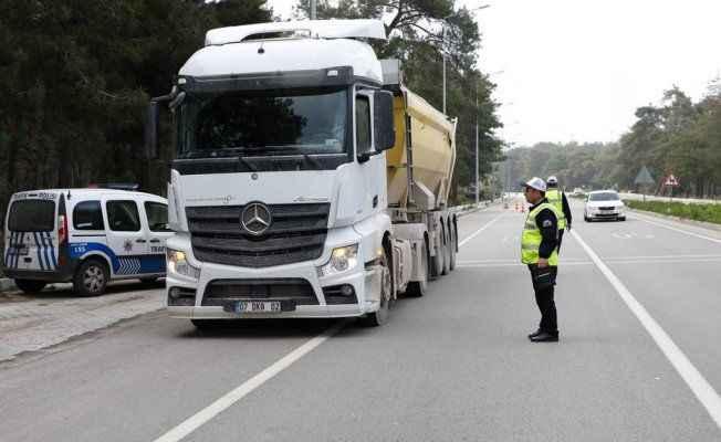 Antalya'da trafikte yeni dönem