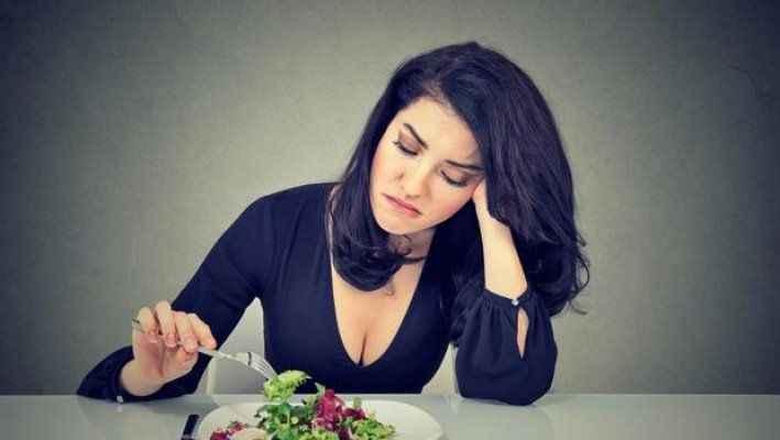 Yaptığınız diyet depresyona girmenize neden olabilir!