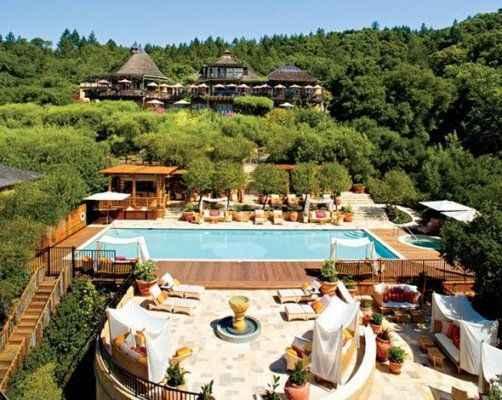 Dünyanın en iyi 100 otelinden 21'i Türkiye'den