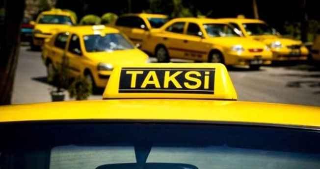 Taksi plakaları değişiyor! Artık sahteciliğin önüne geçilecek