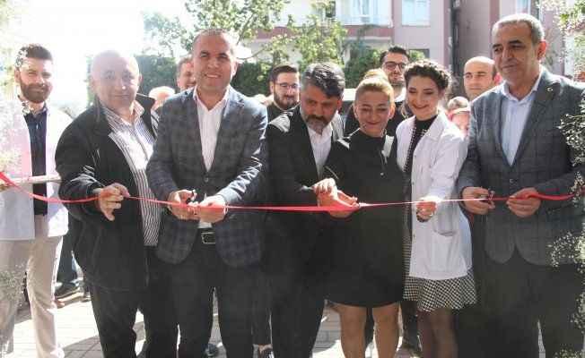 Alanya'ya yeni bir işletme daha: Su Eczanesi açıldı