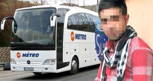 Metro Turzim'de yine skandal! Muavin, küçük kızı uyurken taciz etti