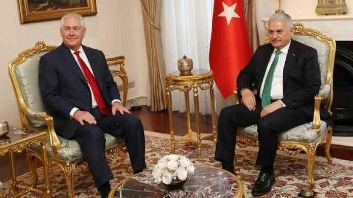 Başbakan Yıldırım'dan Tillerson'ın görevden alınmasına ilk yorum