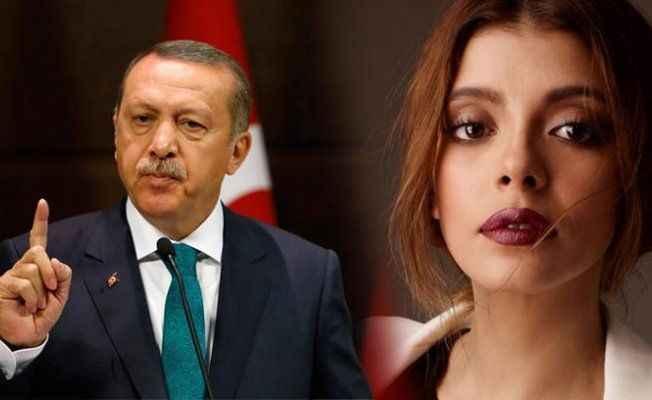 Cumhurbaşkanı Erdoğan, Selin Şekerci hakkındaki şikâyetinden vazgeçti