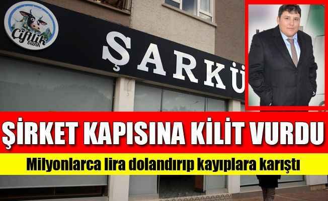 Antalya'da Çiftlik Bank Şarküteri kepenk kapattı