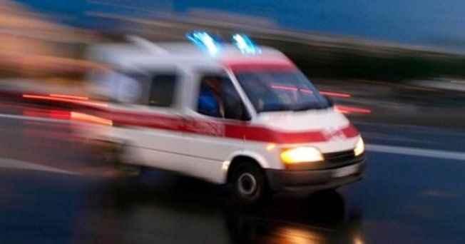 Korkunç  kaza : 16 kişi ölümden döndü
