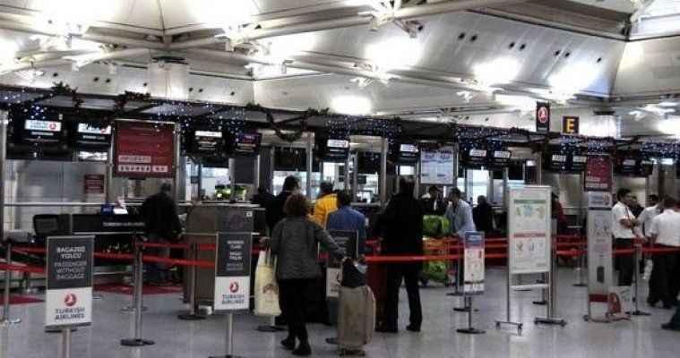Havalimanı'nda yeni güvenlik önlemi