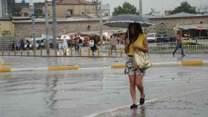 Meteoroloji uyarmıştı! Şiddetli yağışlar ne kadar sürecek?