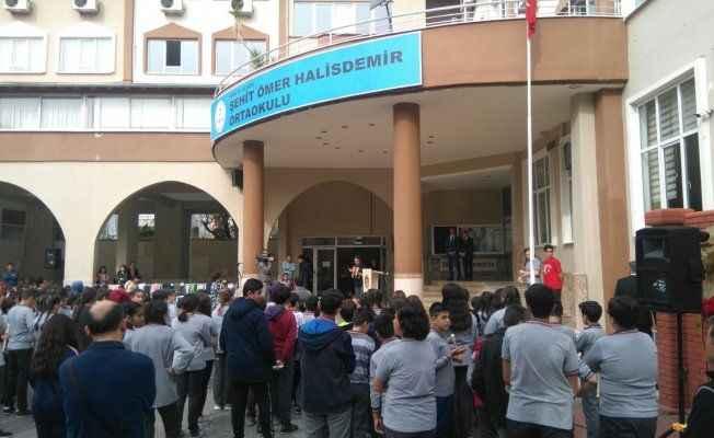 18 Mart Halisdemir'de kutlandı