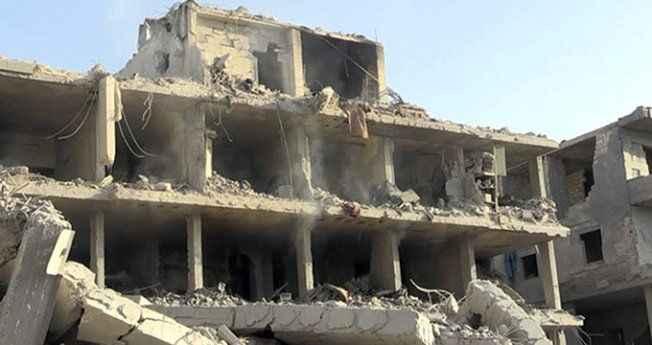 Afrin'de kalleş tuzak: 11 ölü