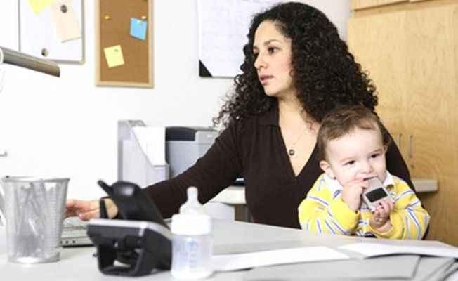 Memur anneye yarı zamanlı çalışma sistemi geliyor