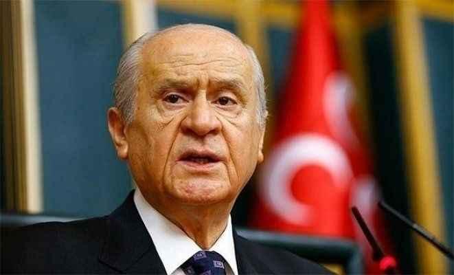 MHP lideri Bahçeli'den Afrin açıklaması