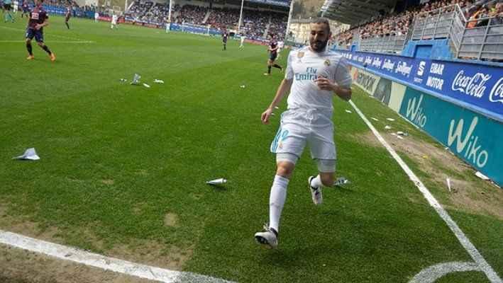 Benzema'dan Valbuena'ya sert mesaj