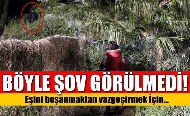 Antalya falezlerde intihar girişimi