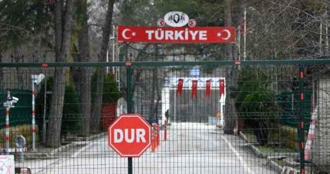 Sınırı koşarak geçen Türk, Yunanistan'da gözaltına alındı