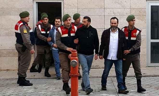 FETÖ davasında polislere ceza yağdı