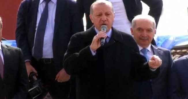 Erdoğan'dan Münbiç çıkışı: Trump'la, Putin'le konuştum. Geri adım yok