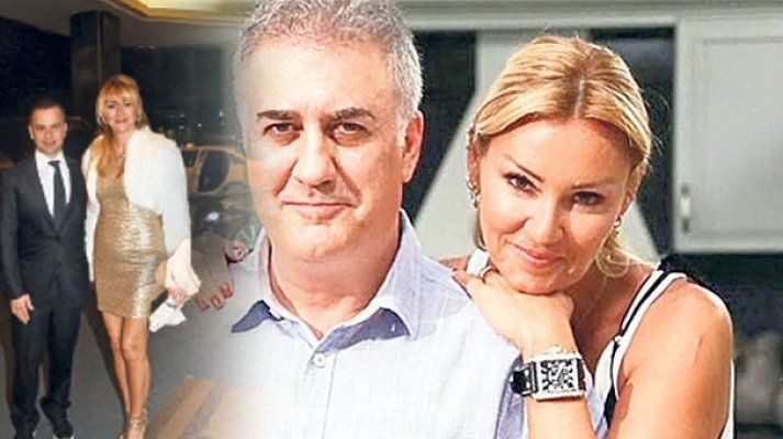 Ünlü oyuncunun eşi Çocuklar Duymasın'da pizza getiren kişiyi oynayacak...