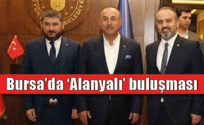 Bursa'da 'Alanyalı' buluşması