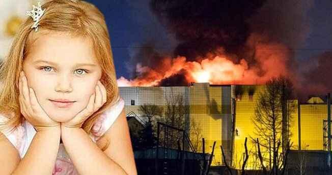 Rusya yasta! AVM'deki yangın faciasında çoğu çocuk 53 kişi öldü