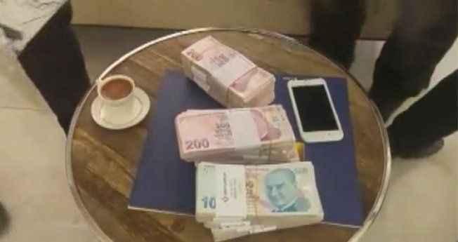 Vergi müfettişi 2 milyon liralık rüşvet pazarlığında suçüstü yakalandı