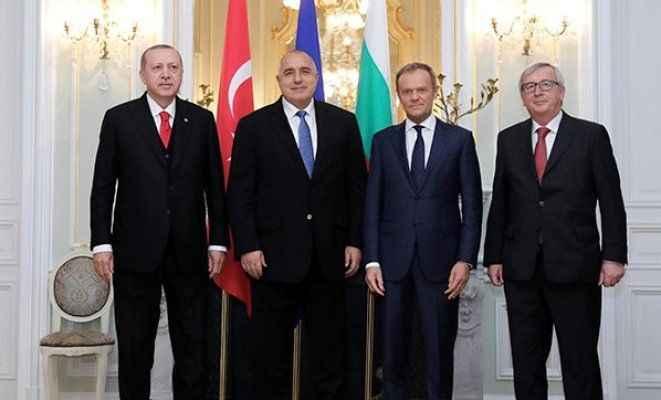 Çok kritik Türkiye AB zirvesi