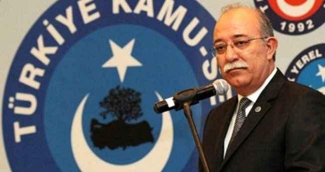 Kamu-Sen Genel Başkanı İsmail Koncuk istifa etti