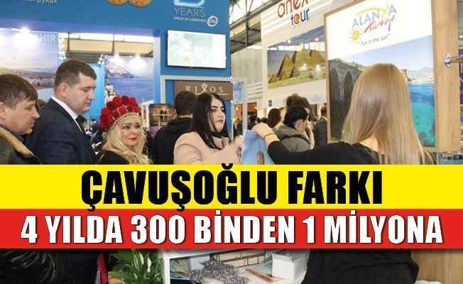 Bakan Çavuşoğlu: Alanya tüm zamanların rekorunu kıracak