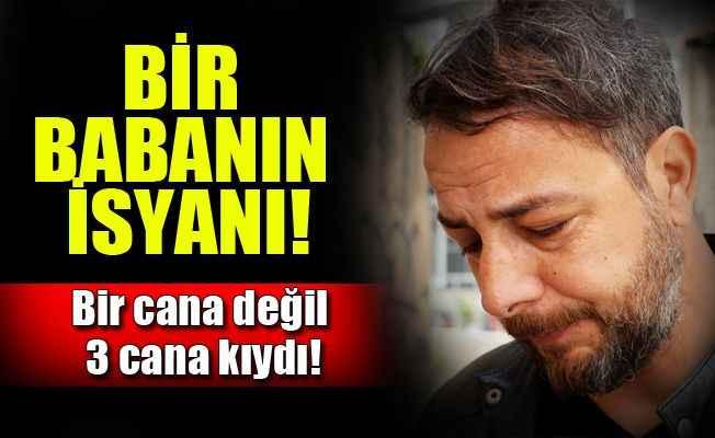 Antalya'da kızını kaybeden babanın üçüncü kez yıkılışı