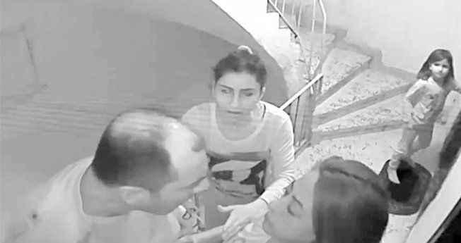 Polis, hamile komşusuna ateş etti, kocasını dövdü