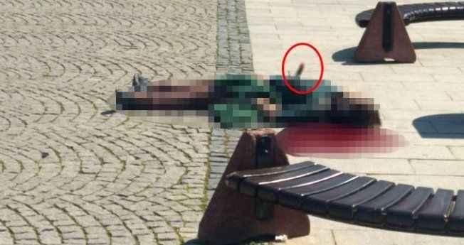 Tecavüzcü diye bağırıp kurşunladı, hırsını alamayıp cesedi bıçakladı