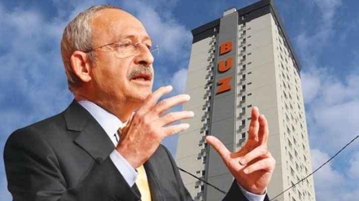 Kılıçdaroğlu'nun kızının dairesiyle ilgili şok detay