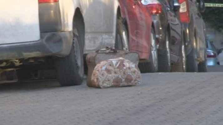 Şüpheli bavullar polisi alarma geçirdi!