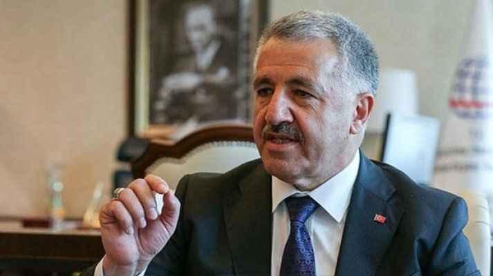 Bakan Arslan'dan Yeni Havalimanı açıklaması