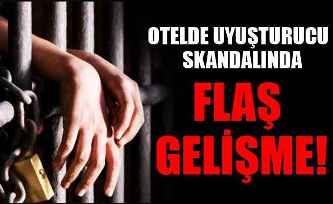 Alanya'da otel barmenine uyuşturcudan 8 yıl hapis
