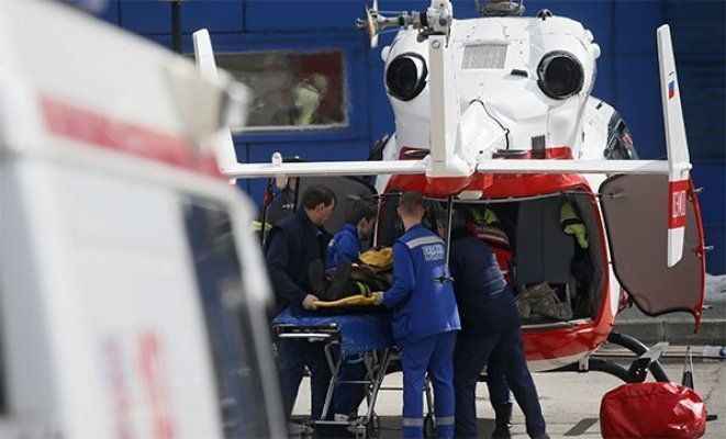 Rusya'da bir AVM yangını daha