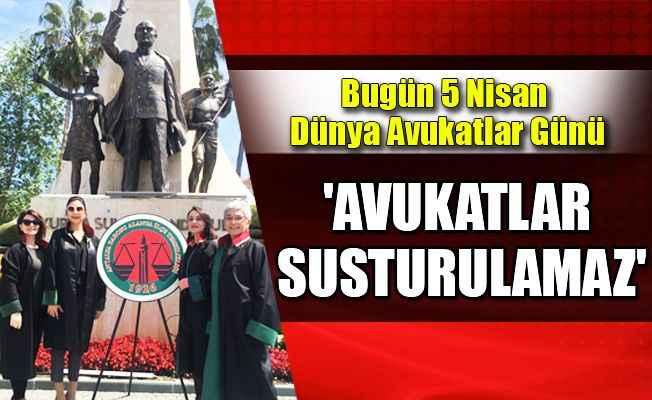 Alanya'da Avukatlar Günü kutlandı