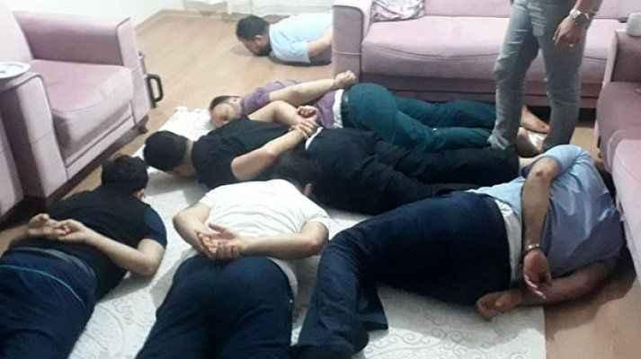 FETÖ'nün gaybubet evlerine ağır darbe: 600 kişi yakalandı