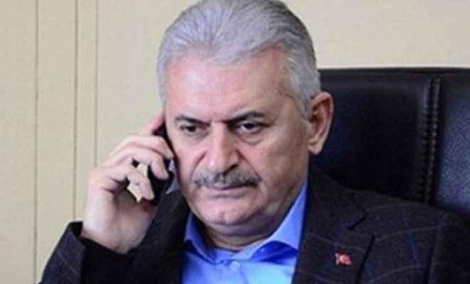 Başbakan Yıldırım'dan şehit babasına taziye telefonu