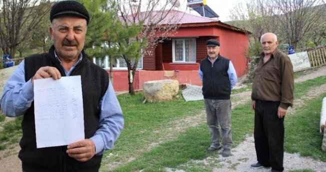 3 haneli köyün sakinleri isyanda! Artık Kötü Köylü olmak istemiyorlar