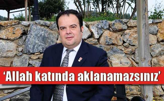 Erkan Demirci'den Başbakan'ın açıklamasına tepki