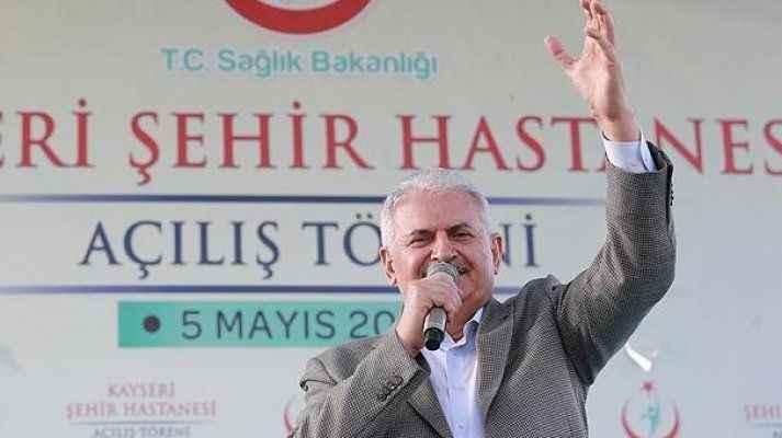 Başbakan Yıldırım: Kılıçdaroğlu, buralara gelemez o, bir önceki devrin adamı