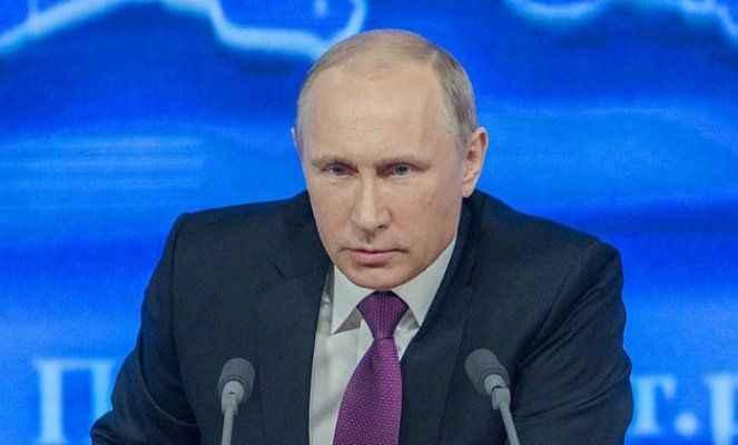 Putin: Rusya'nın ekonomik egemenliği güçlendirilmeli