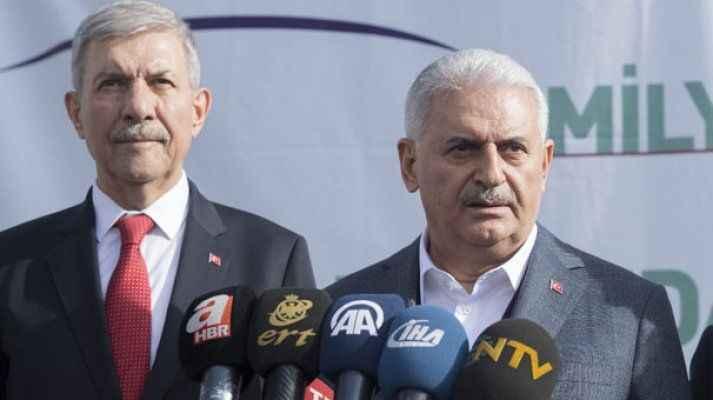 Bahçeli'nin af önerisine Başbakan Yıldırım'dan cevap!